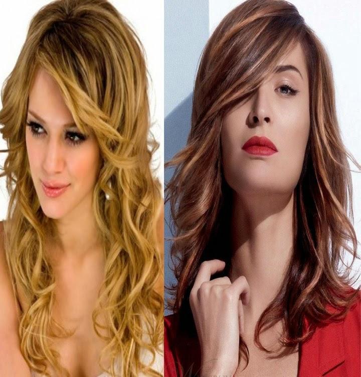 Super Best Long Hairstyles For Curly Hair 2014 2015 Fashion Full Short Hairstyles For Black Women Fulllsitofus