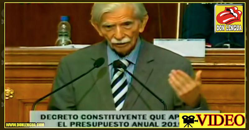 VTV sacó del aire al chavista Julio Escalona por criticar a su propio régimen