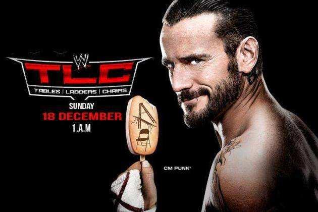 WWE TLC [Tables Ladders Y Chairs] 2011 HDTV Español Latino Descargar