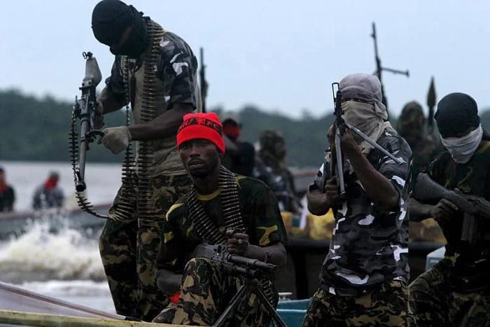 None of our members was arrested - Niger Delta Avengers blasts Navy, Army