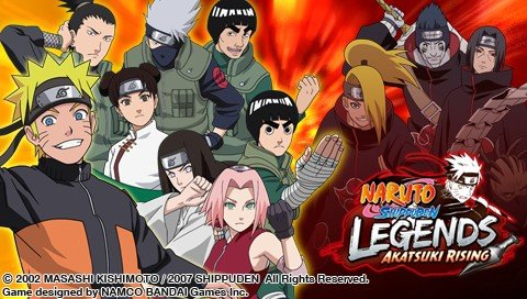Download Naruto Shippuden Legends Akatsuki Rising APK