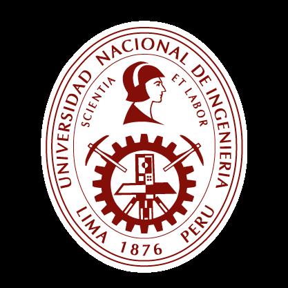 Logo Universidad Nacional de Ingeniería - Auspiciador III Congreso Internacional de la Industria Plástica, Lima, Perú, abril 2020
