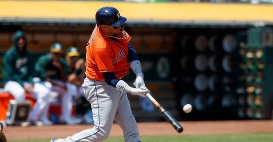 El infielder de los Astros es el pelotero cubano número 40 en llegar a 150 propulsadas en la historia de la MLB, el único con menos de 300 partidos jugados