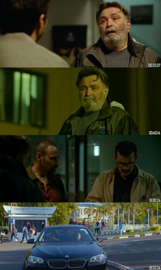 The Body 2019 Hindi 720p 480p pDVDRip x264 Full Movie