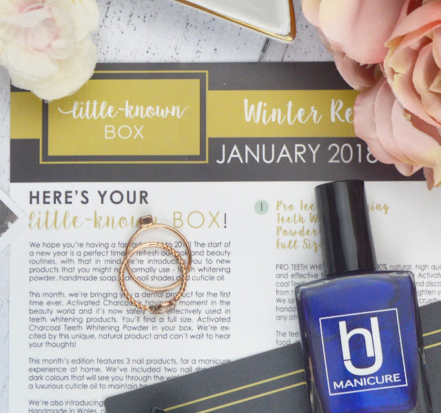 Little Known Box January 2018 Review Lovelaughslipstick Blog