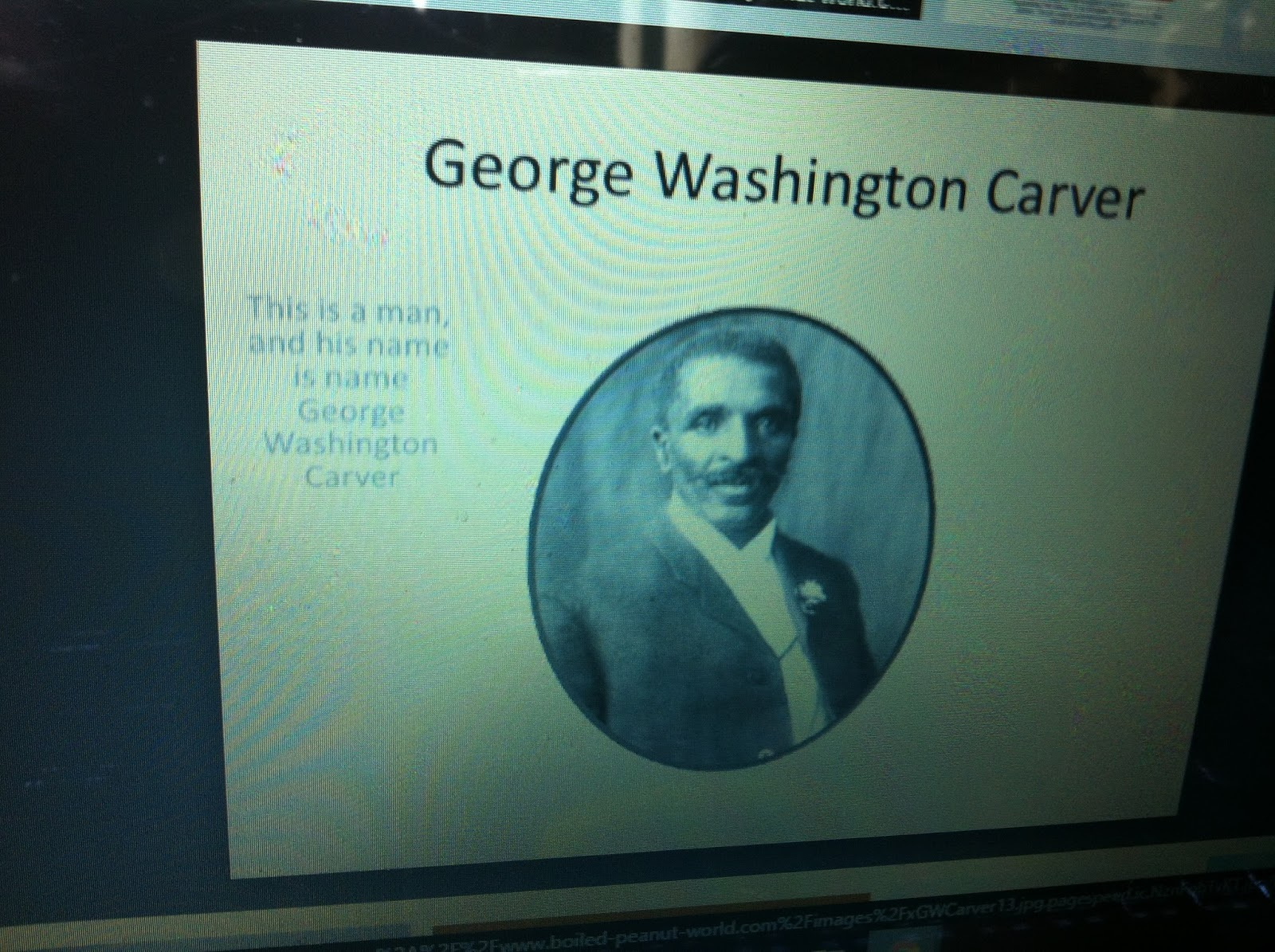 account of the life of george washington carver an american botanist and inventor