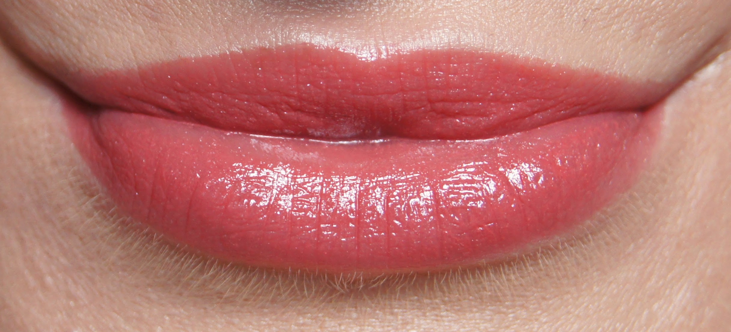 nars mayflower sheer lipstick review swatch