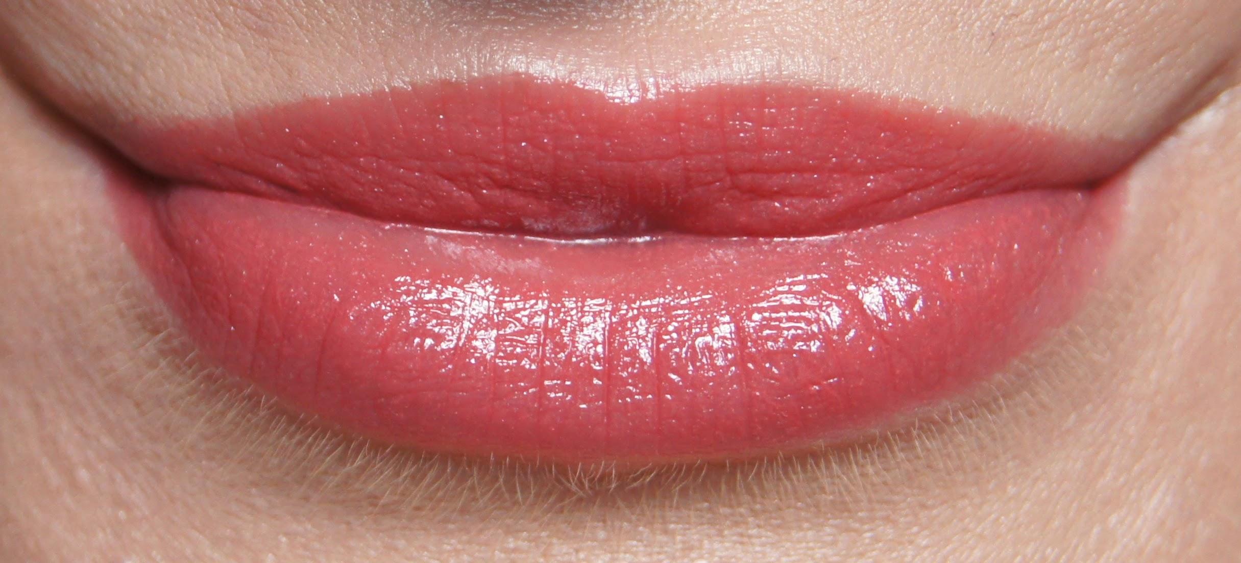 nars mayflower sheer lipstick review swatch