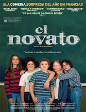 pelicula El Novato (The New Kid / Le Nouveau) (2015)