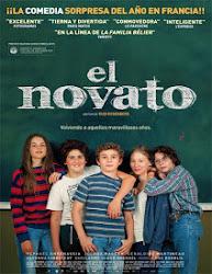 El Novato (The New Kid / Le Nouveau) (2015) español Online latino Gratis