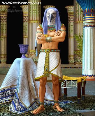 Az Atlantiszi Thoth smaragdtáblái: XII. Smaragdtábla - Az ok és okozat törvénye és a Prófécia kulcsa
