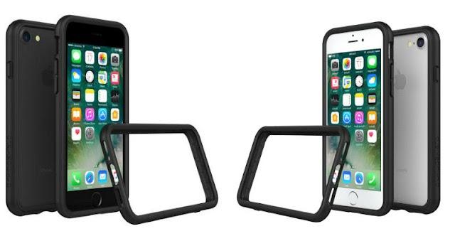 【附優惠碼】為 iPhone 7 及 7 Plus而設 Rhino Shield CrashGuard 耐衝擊邊框