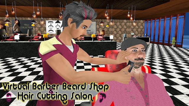 تحميل لعبة حلاقة شعر للرجال مجانا برابط مباشر Download hair cutting game men