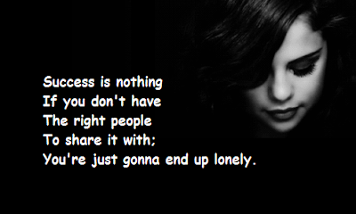 """Selena Gomez Quotes About Success"""