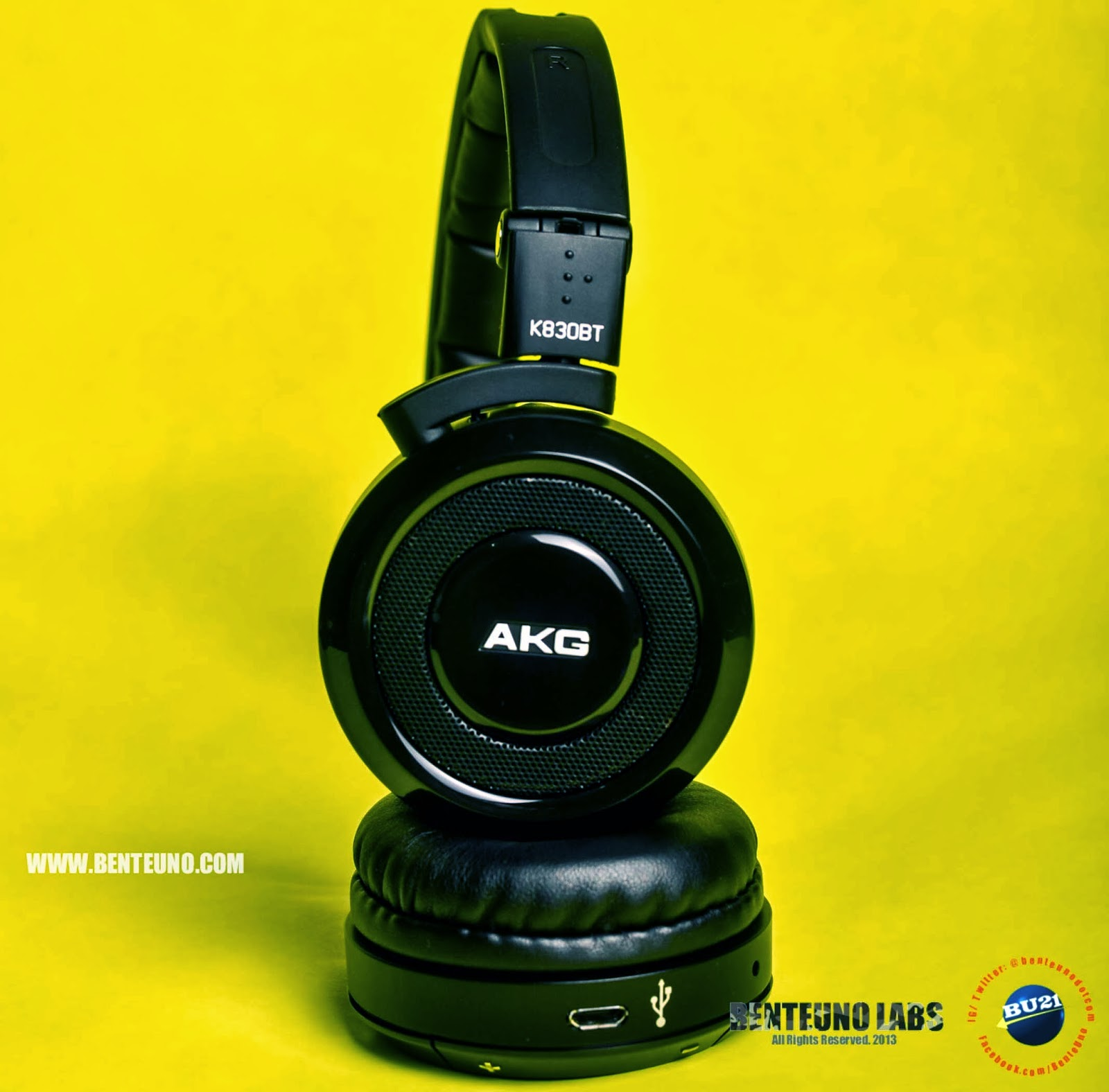 AKG K830 BT Wireless headphones picture