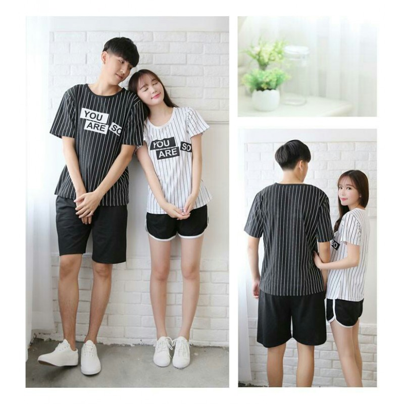 Jual Baju Couple You Are So - 24297