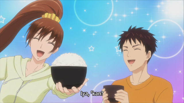 Youkai Apartment no Yuuga na Nichijou Episode 07 Subtitle Indonesia