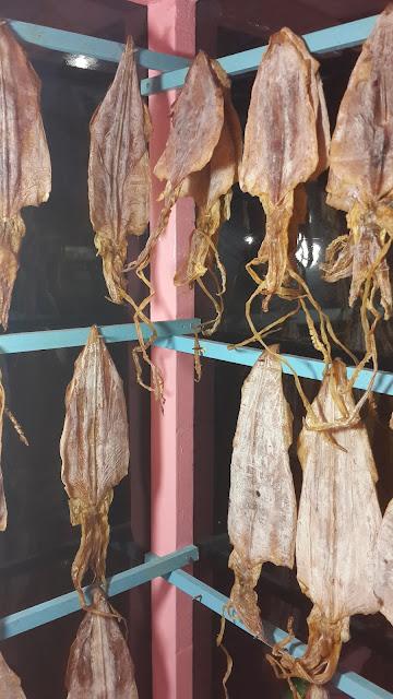 Sotong Pangkong Pontianak