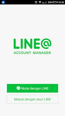 Cara Membuat Akun Official di Line