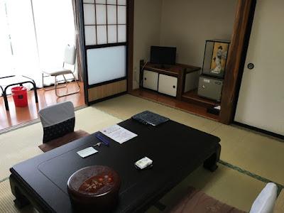 七沢荘 新館和室