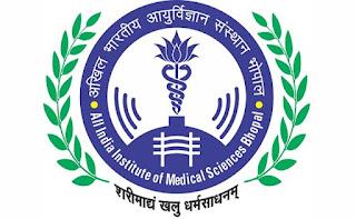 AIIMS Bhopal Jobs,latest govt jobs,govt jobs,Assistant Professor jobs