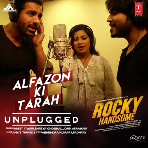 Alfazon Ki Tarah Unplugged (2016)