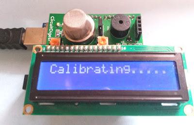 Detector de humo con Arduino