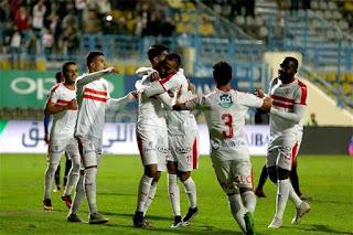 موعد مباراة الزمالك وانبي الأحد 17-2-2019 ضمن الدوري المصري والقنوات الناقلة