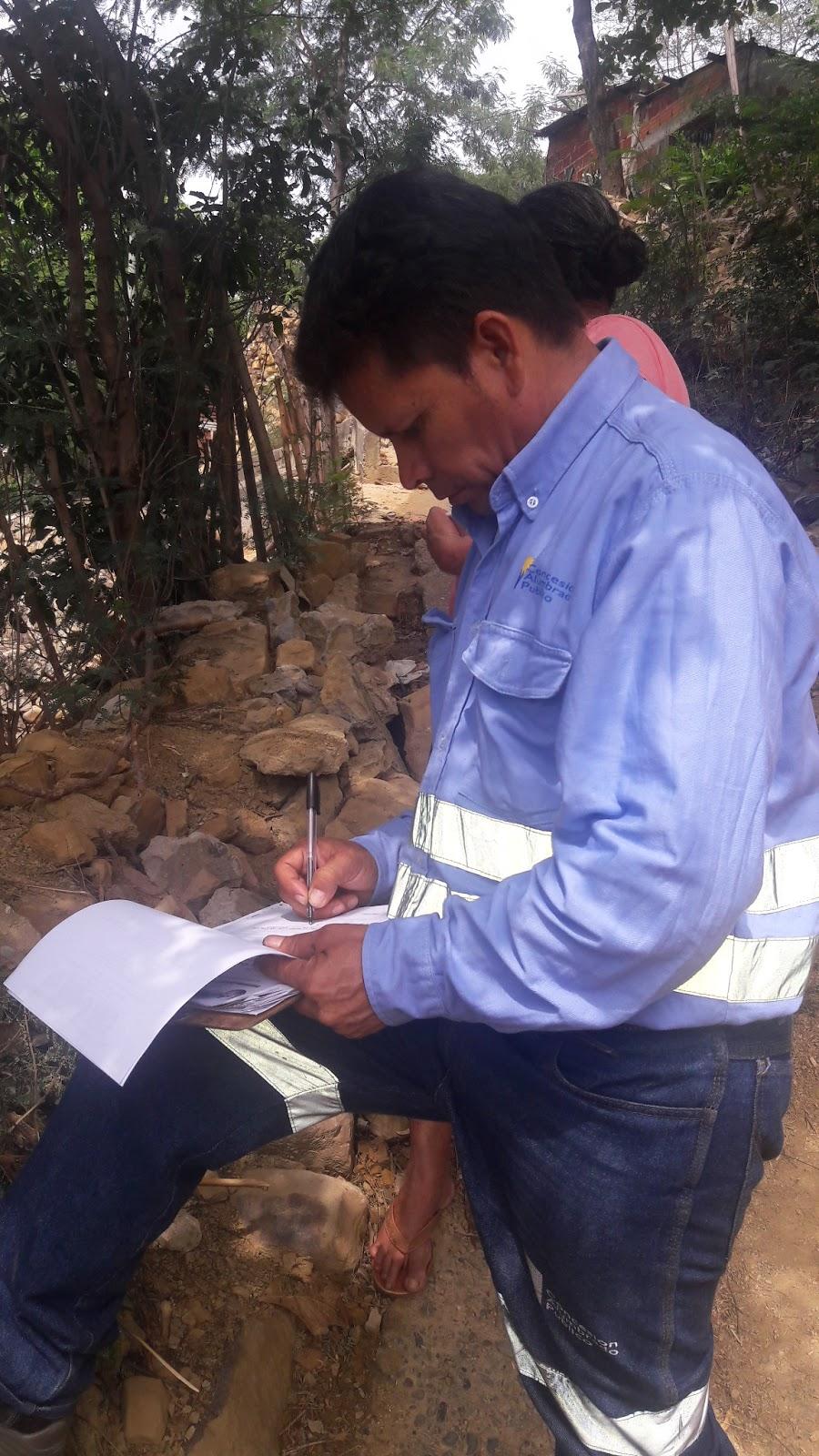 CorpoFrontera #CF | Alumbrado Público Cúcuta atiende derecho de petición « ReporteroSoyYo #RSY