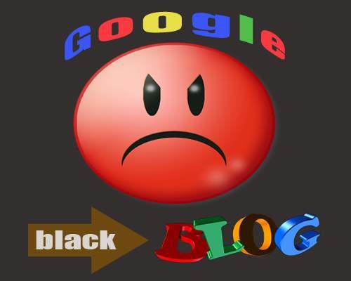 Model Blog yang 'Di Haramkan' oleh Google