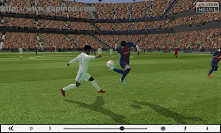 FTS 15 Mod FIFA 18 by Rizky Ars Apk + Data Obb