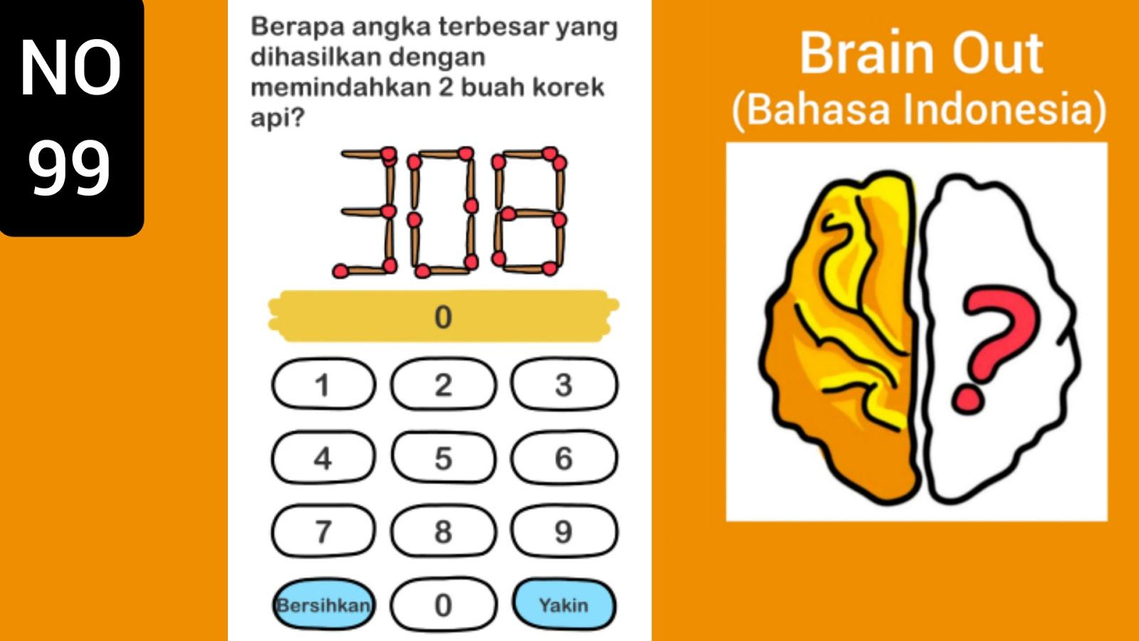 Kunci Jawaban Brain Out Memindahkan 2 Korek Api - Peranti Guru