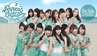 9th Single JKT48 - Pareo wa Emerald