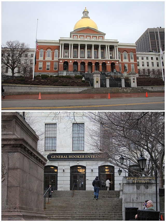 General hookers entrance  - Boston, MA
