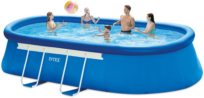 Top 10 best above ground swimming pools techcinema for Top 10 swimming pools