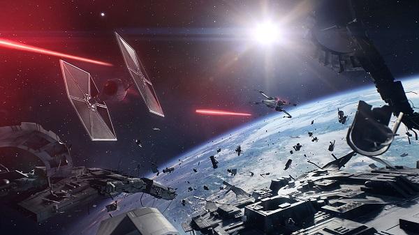 Deskripsi Spesifikasi Star Wars Battlefront  Info Spesifikasi Star Wars Battlefront 2 (EA)
