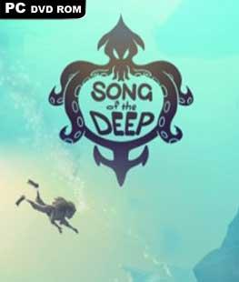غلاف لعبة Song of the Deep الرحلة تحت الماء و تحدي اللاعبين