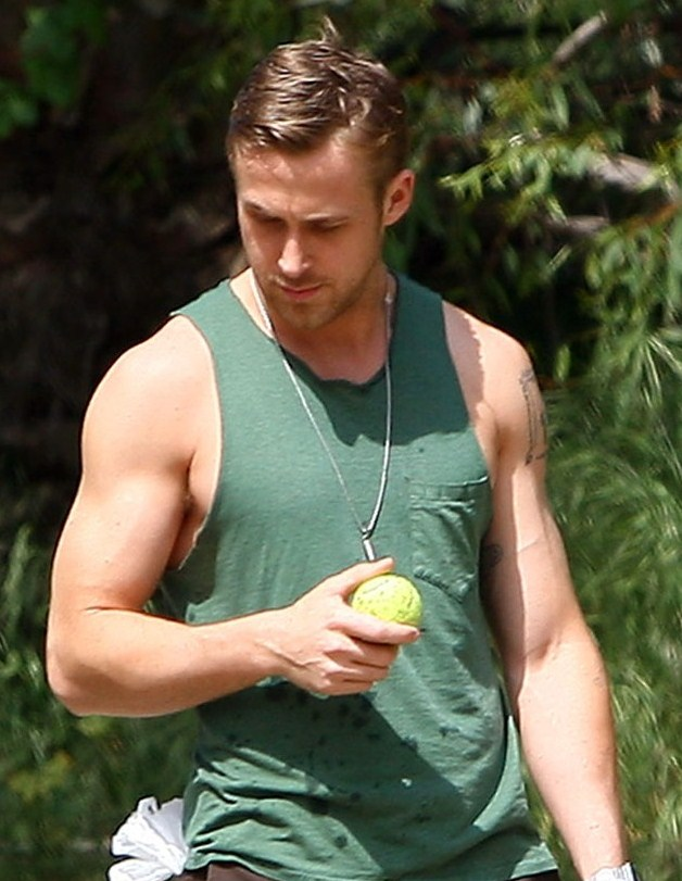 Ryan Gosling Workout Routine - Weight Loss Tips, Yoga ...