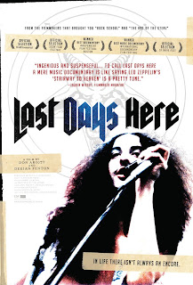 Last Days Here: the story of Pentagram and lead singer Bobby Liebling
