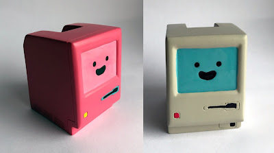 Classic Mac & Blushing Editions Adventure Time bMac Resin Figure by Tattoo Dave