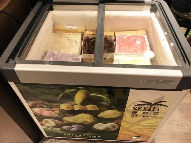 聖堤亞冰淇淋