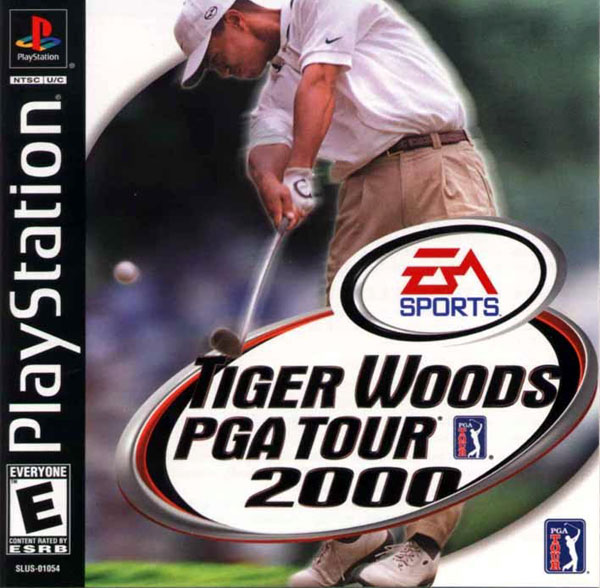 Tiger Woods PGA Tour 2000 - PS1 - ISOs Download