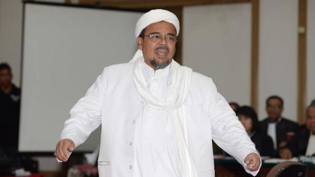 Pupus Sudah Harapan Rizieq Ngadu Ke Pbb, Ini Pernyataan Kemenlu & Mahkamah International