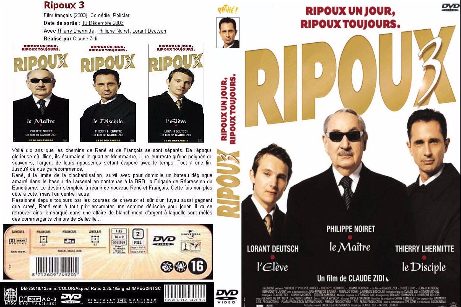 RIPOUX LES TÉLÉCHARGER FILM