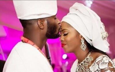 Seyi Law wishes Tiwa Savage and Tee Billz a happy wedding anniversary