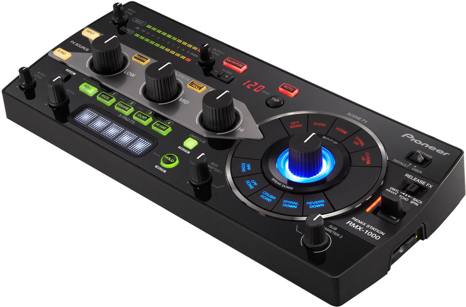 Dj Sound Mixer Equipment Pioneer Dj Sound Mixer