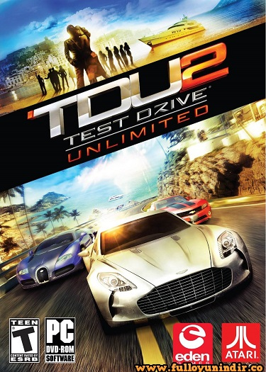 Test Drive Unlimited 2 Tek Link
