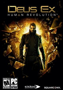 Download Deus Ex Human Revolution PC Torrent
