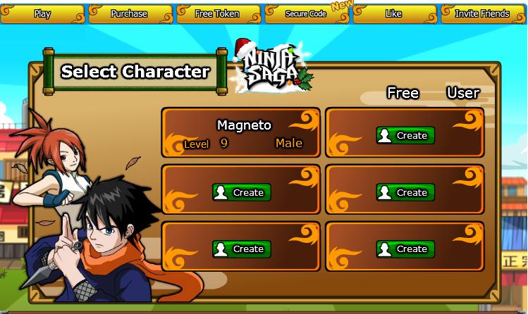ninja saga hack emblem