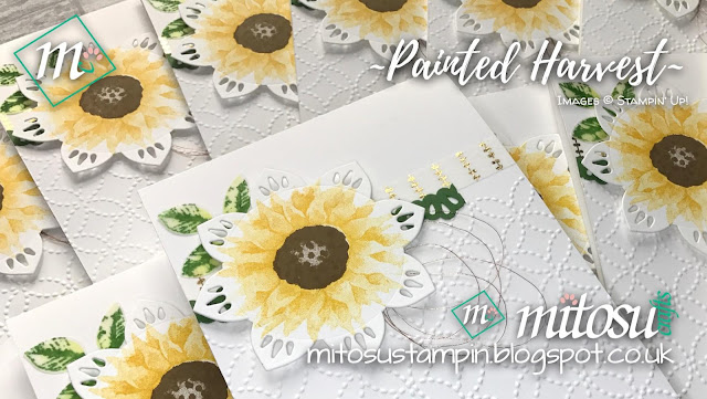 Stampin' Up! Painted Harvest Buy Stampinup Craft Supplies from Mitosu Crafts UK Online Shop 1